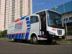 Harga Tiket Bus Pahala Kencana Terbaru
