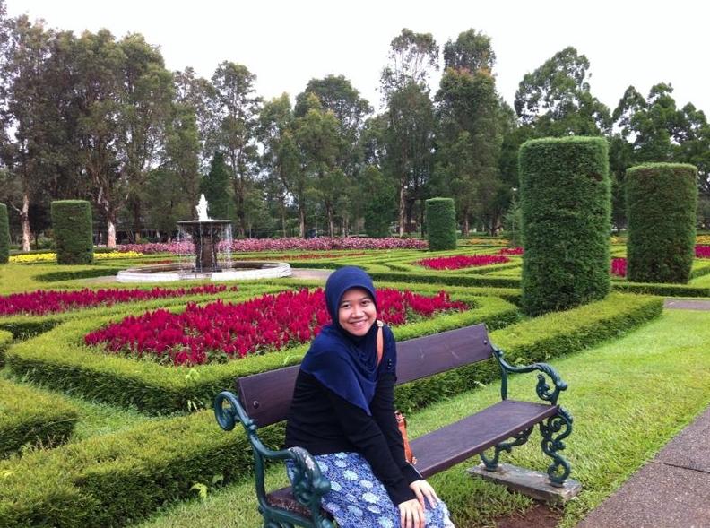 Daftar Taman di Bunga Nusantara