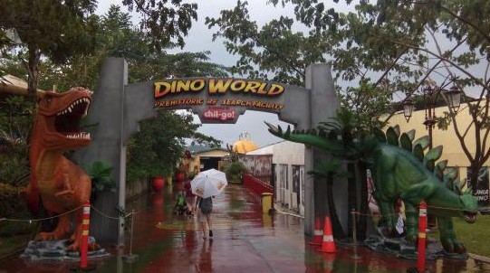 Dino World jungleland