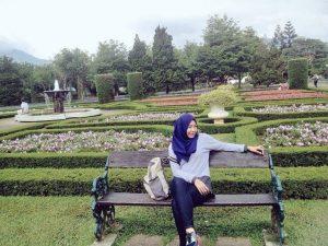 Harga Tiket Masuk Taman Bunga Nusantara