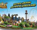Promo Harga Tiket Jungleland Terbaru