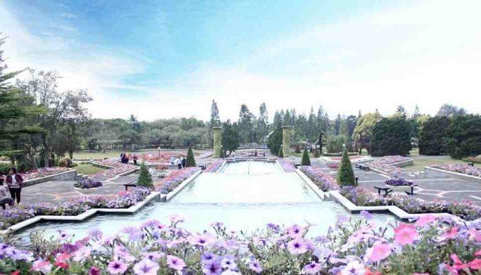 Taman Air Taman Bunga Nusantara