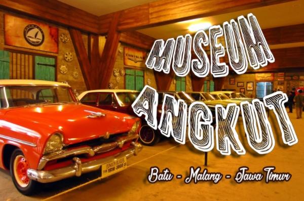 Harga Tiket Masuk Museum Angkut