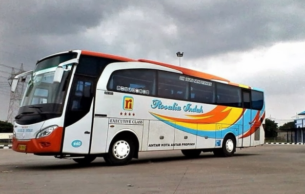 Harga Tiket Bus Rosalia Indah September 2019