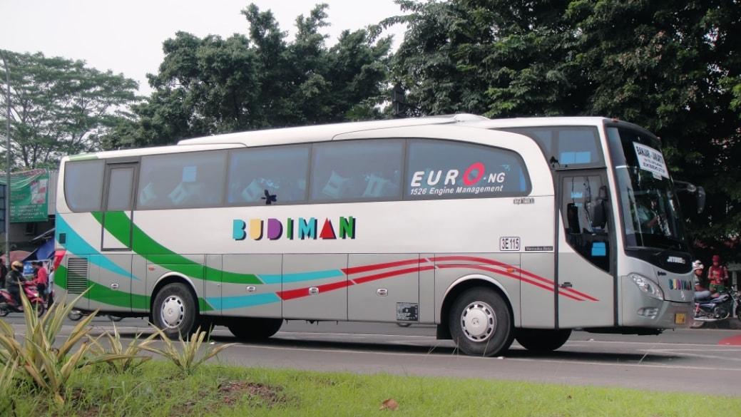 Jadwal Bus Budiman