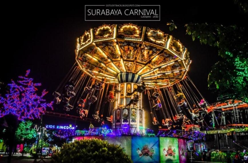 Wahana Suroboyo Carnival