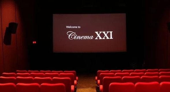 Harga Tiket Bioskop Oktober 2019