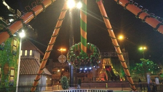Giant Swing trans studio makassar