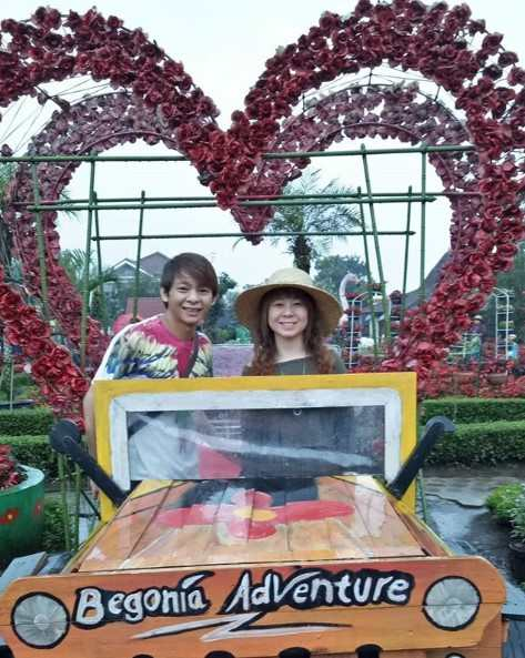 Wahana Begonia Mobil Bunga