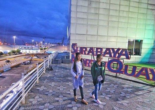 foto surabaya north quay