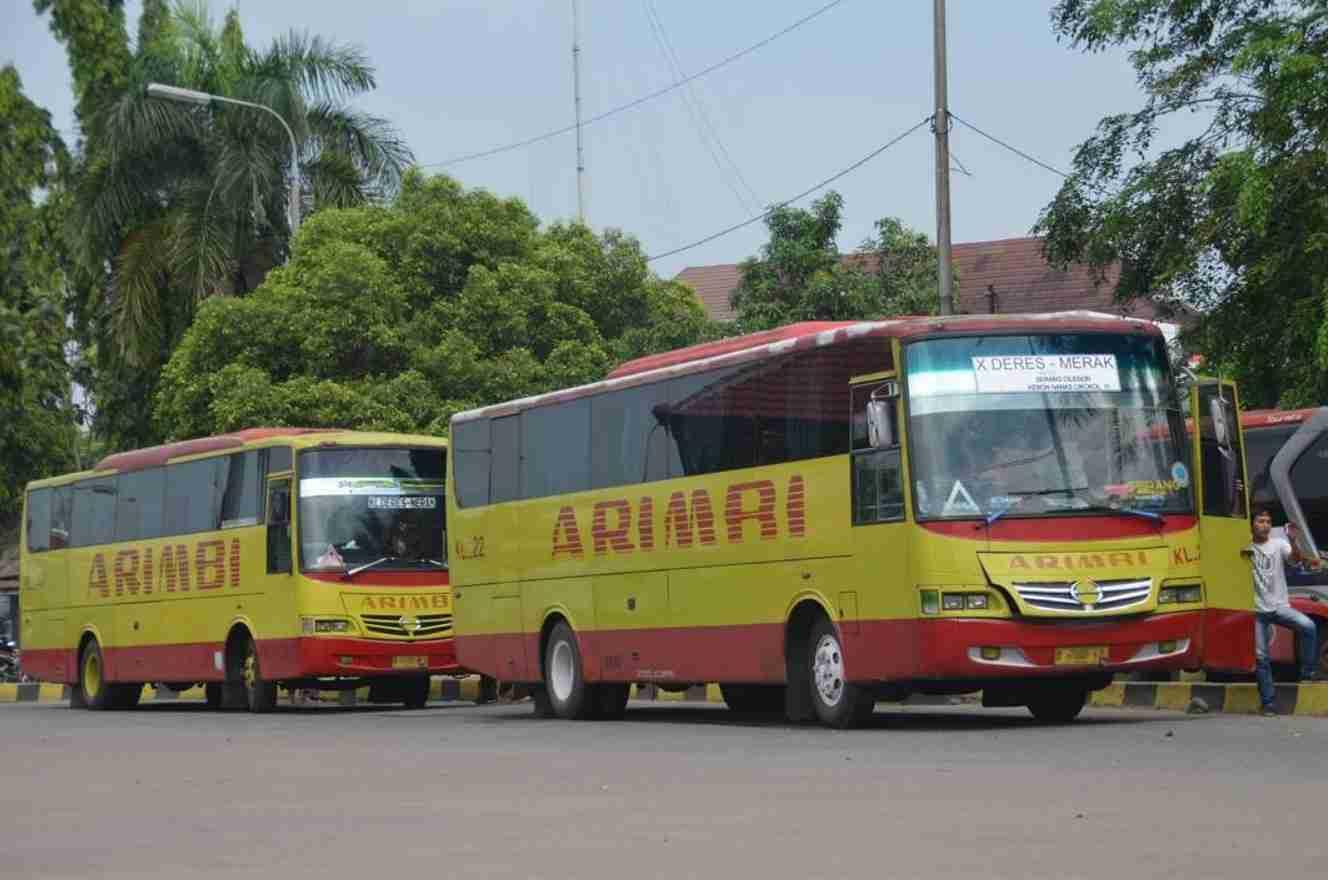 Bus Arimbi
