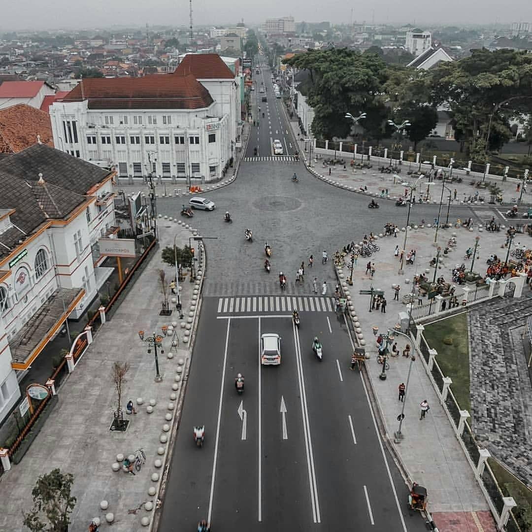 Titik Nol Jogjakarta