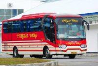 Harga Tiket Bus Tunggal Dara