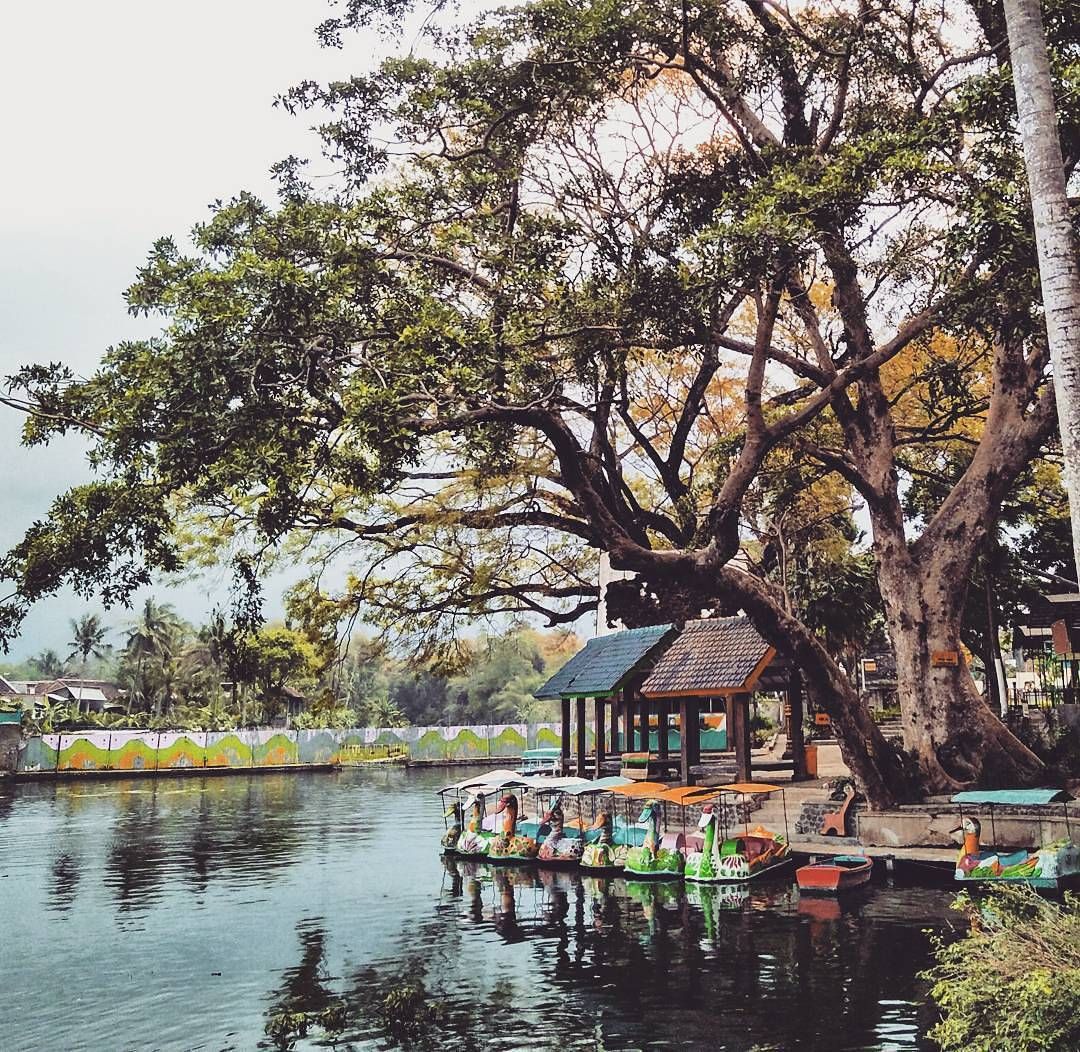 Taman Wisata Wendit Waterpark Malang