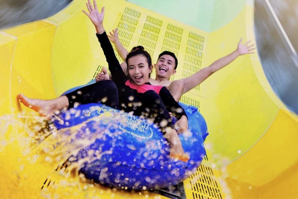 jet coaster hawai waterpark